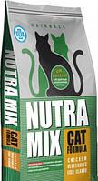 Сухой корм Nutra Mix Hairball  для контроля образования комков шерсти 9.07 кг