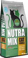 Сухой корм Nutra Mix Hairball для контроля образования комков шерсти22.7 кг