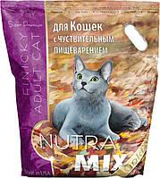Сухой корм Nutra Mix Gold Finicky Adult для кошек с чуствительным пищеварением 3 кг