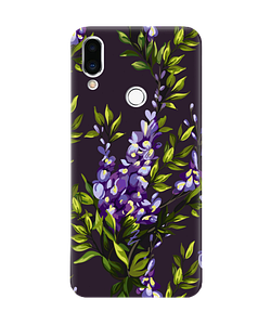 Силиконовый чехол СP-Case на Meizu Note 9 Violet