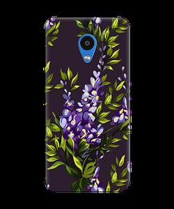 Силиконовый чехол СP-Case на Meizu C9 Violet