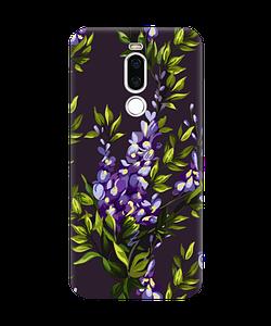 Силиконовый чехол СP-Case на Meizu X8 Violet
