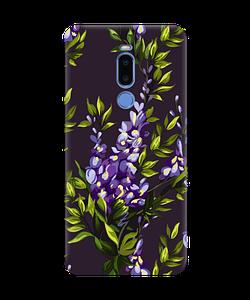 Силиконовый чехол СP-Case на Meizu Note 8 Violet