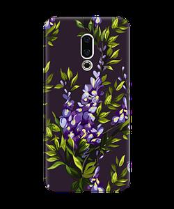 Силиконовый чехол СP-Case на Meizu 16 Violet