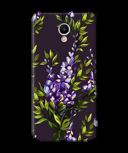 Силиконовый чехол СP-Case на Meizu 15 lite Violet