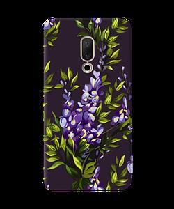 Силиконовый чехол СP-Case на Meizu 15 Plus Violet