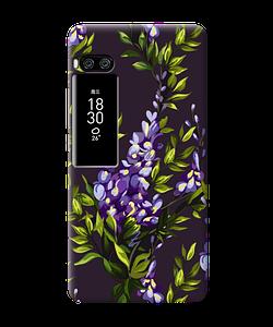 Силиконовый чехол СP-Case на Meizu Pro 7 Plus Violet