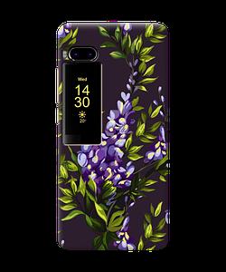 Силиконовый чехол СP-Case на Meizu Pro 7 Violet
