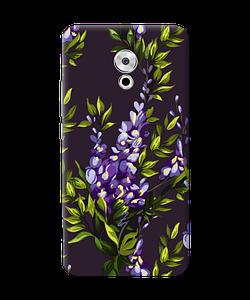Силиконовый чехол СP-Case на Meizu Pro 6 Plus Violet
