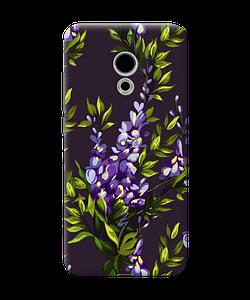 Силиконовый чехол СP-Case на Meizu Pro 6 Violet
