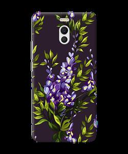 Силиконовый чехол СP-Case на Meizu M6 Note Violet