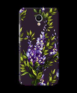 Силиконовый чехол СP-Case на Meizu M5 Note Violet