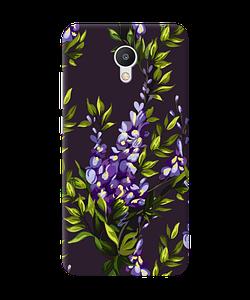 Силиконовый чехол СP-Case на Meizu M6 Violet