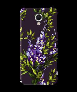 Силиконовый чехол СP-Case на Meizu M6S Violet