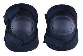 Налокотники ALTA FLEX - black [Alta Industries] (для страйкбола), фото 2