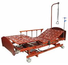 Кровать электрическая DB-6 Праймед (3 функции) с ростоматом