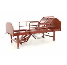 Кровать механическая Е-49 Праймед с туалетным устройством и функцией «кардиокресло»
