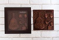 Шоколадный набор для парня Hennessy, фото 1