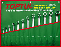 Набор накидных ключей Toptul 12 ед. 6-32 мм (угол 75°) GAAA1204