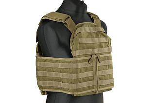 Разгрузка Molle HPC Armor Vest L [FLYYE INDUSTRIES] (для страйкбола), фото 2