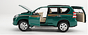 Коллекционный автомобиль Toyota Land Cruiser Prado (зеленый), фото 2