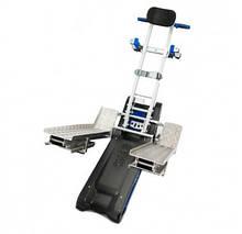 Наклонный подъемник для инвалидов гусеничный SANO PTR XT 130 Праймед