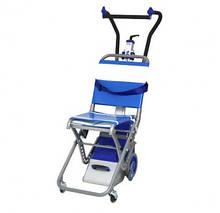 Мобильный лестничный колесный подъемник SANO PT FOLD 130 Праймед
