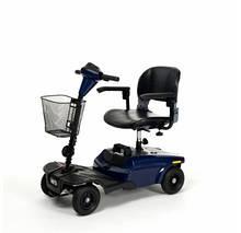Электрическая инвалидная кресло-коляска (скутер) Vermeiren Antares 4 Праймед