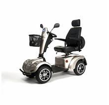 Электрическая инвалидная кресло-коляска (скутер) Vermeiren Carpo 2 Sport Праймед