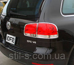 Окантовка Задних фонарей VW TOUAREG (2003-2007)