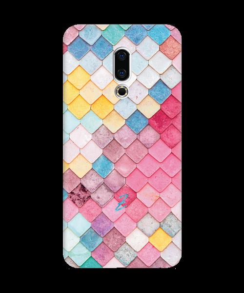 Силиконовый чехол СP-Case на Meizu 16X Fresco