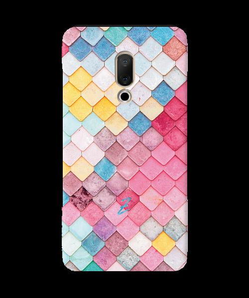Силиконовый чехол СP-Case на Meizu 15 Plus Fresco