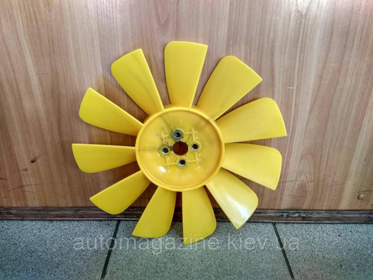 Крыльчатка вентилятора охлаждения Газель, Соболь (11 лопастей)