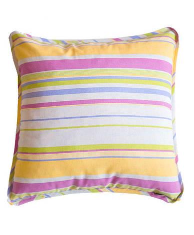 Наволочка декоративная Stripe 45х45 см, фото 2