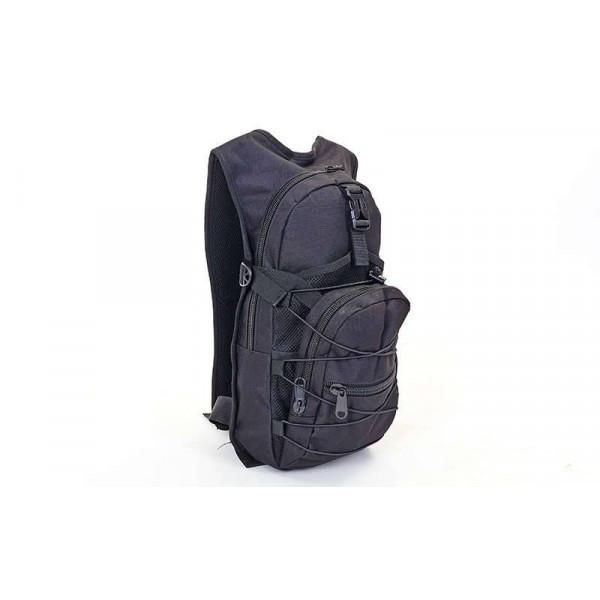 Рюкзак тактический с местом под питьевую систему V-10л (оксфорд 900D, р-р 46х24х8см) RT-9