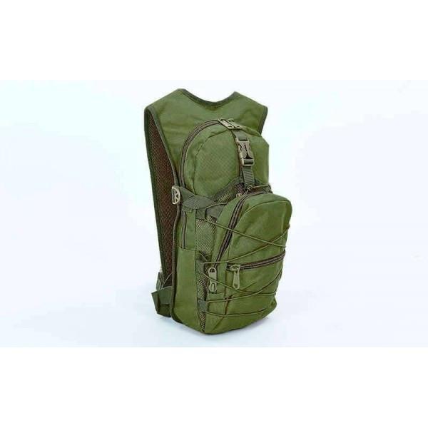 Рюкзак тактический с местом под питьевую систему V-10л (нейлон оксфорд 900D,46х24х8см) RT-11