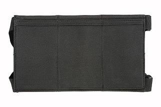 Эластический бандольер на 6 магазинов - black [GFC Tactical] (для страйкбола), фото 2