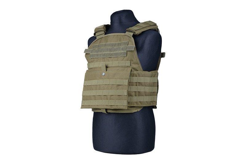 Жилет тактический (разгрузочный) типа Armor Plate Carrier - olive [GFC Tactical] (для страйкбола)