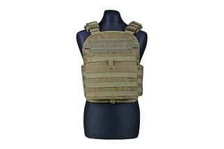 Жилет тактический (разгрузочный) типа Armor Plate Carrier - olive [GFC Tactical] (для страйкбола), фото 3