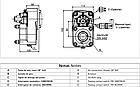 Коробка відбору потужності КПП SCANIA GR 875, GR 905, GRS 895, GRS 905 Bezares Іспанія 021211076, фото 2