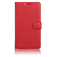 Оригинальный кошелек чехол-книжка+силиконовый бампер для Motorola Moto E5 / Moto G6 Play