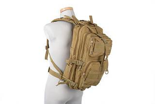 Plecak taktyczny Mantis - Tan [GFC Tactical] (для страйкбола), фото 3