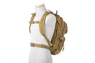 Plecak taktyczny Mantis - Tan [GFC Tactical] (для страйкбола), фото 2