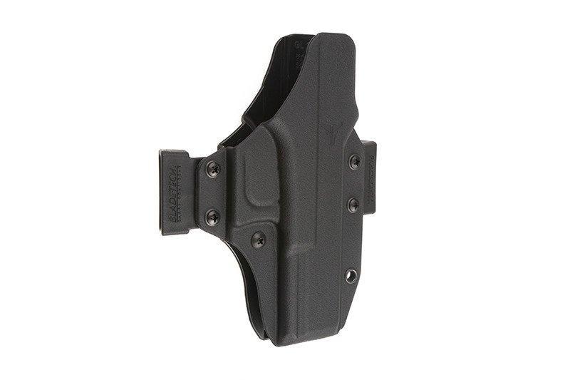 Total Eclipse IWB/OWB prawo/lewo-ręczna Кобура Glock 17/22 [BladeTech] (для страйкбола)