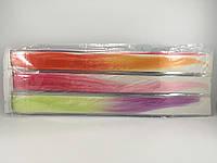 Набор цветных прядей для волос Prydi 14923 на заколках 12 штук