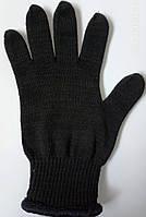 Перчатки трикотажные двойные