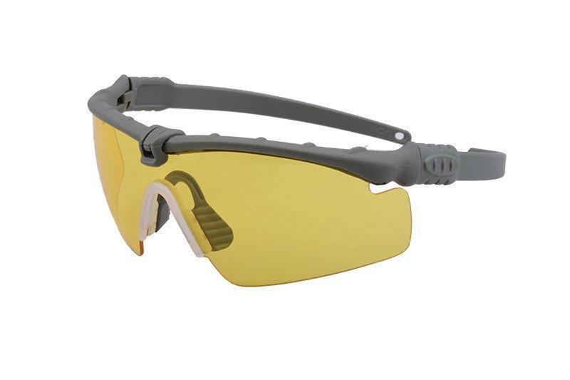 Очки Ultimate Tactical - желтые [Ultimate Tactical] (для страйкбола)