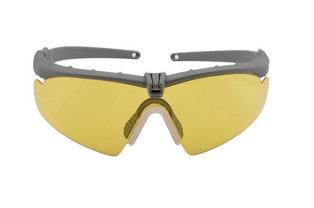Очки Ultimate Tactical - желтые [Ultimate Tactical] (для страйкбола), фото 2
