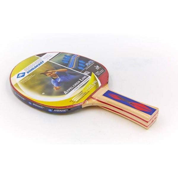 Ракетка для настольного тенниса 1 штука Дубл. DONIC 728650 APPEL GREN 500 TR-34
