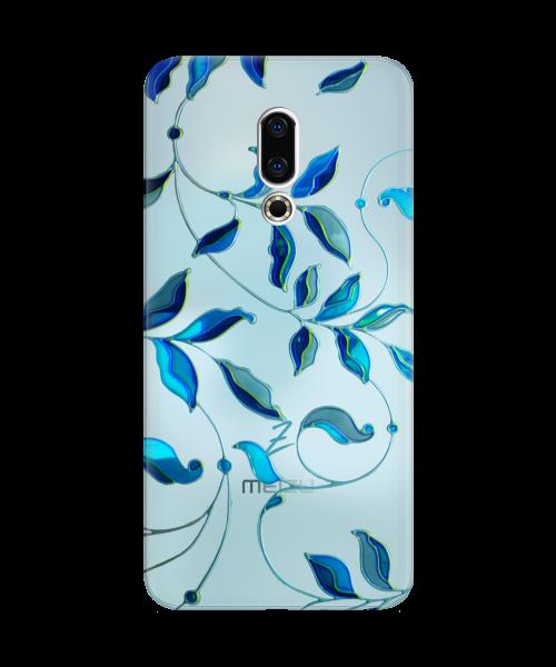 Силиконовый чехол СP-Case на Meizu 16X Witraz